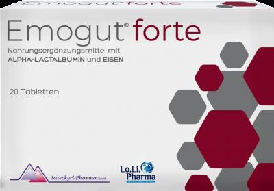 For fatigue & exhaustionEmogut® forte